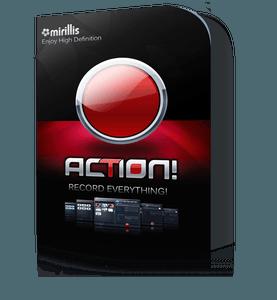 Mirillis Action 3.9.6 Crack Plus Keygen Download {Lifetime}