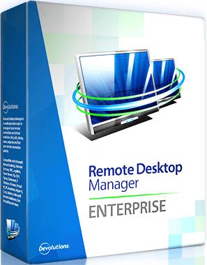 Remote Desktop Manager Enterprise 2019 2.21.0 Crack 2020