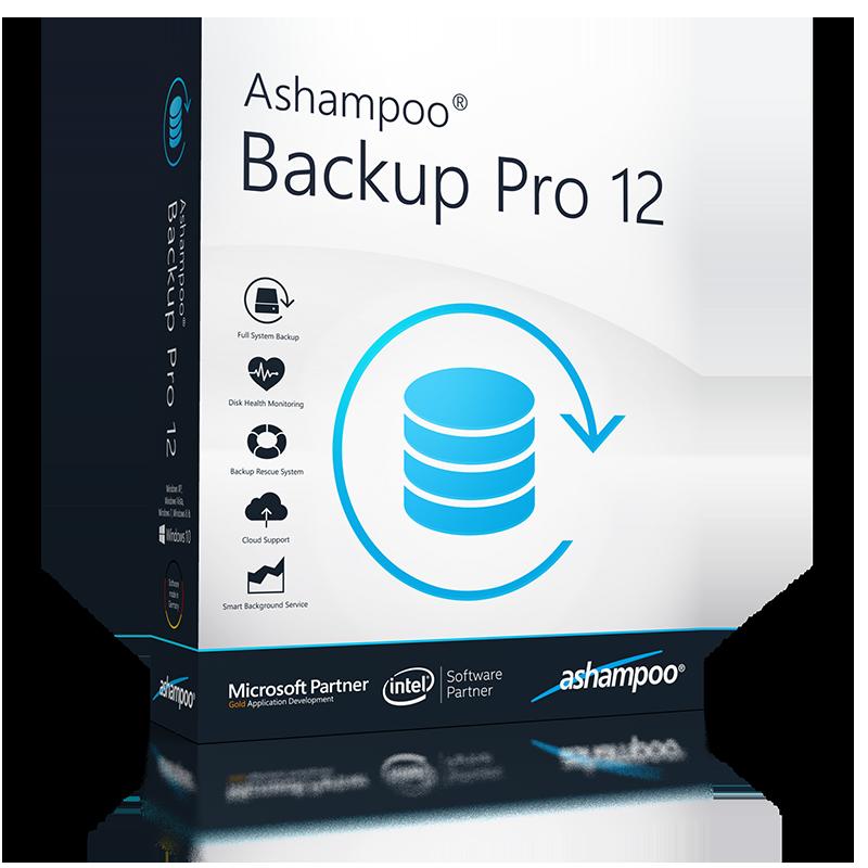 Ashampoo Backup Pro 14.04 Crack Key 2019 Full Version