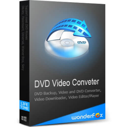 WonderFox DVD Video Converter 17.1 Crack With License Key