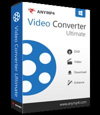 AnyMP4 Video Converter Ultimate 7.2.58 Crack + Keygen {Win/Mac}